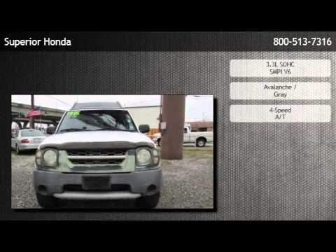 2003 nissan xterra xe 2wd v6 automatic new orleans youtube for Superior honda new orleans
