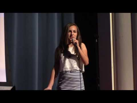 The large scale effects of stereotypes | Stephanie Suster | TEDxEastMecklenburgHighSchool