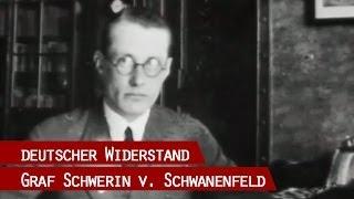 Wegen der vielen Morde - Ulrich-Wilhelm Graf von Schwerin von Schwanenfeld