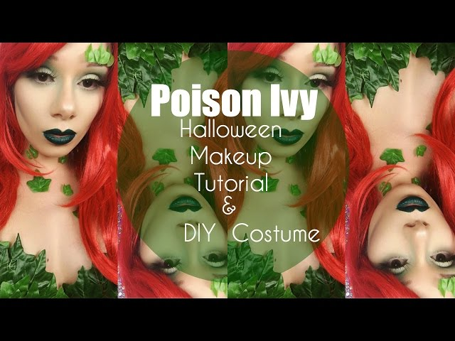 easy halloween makeup tutorials lookbook