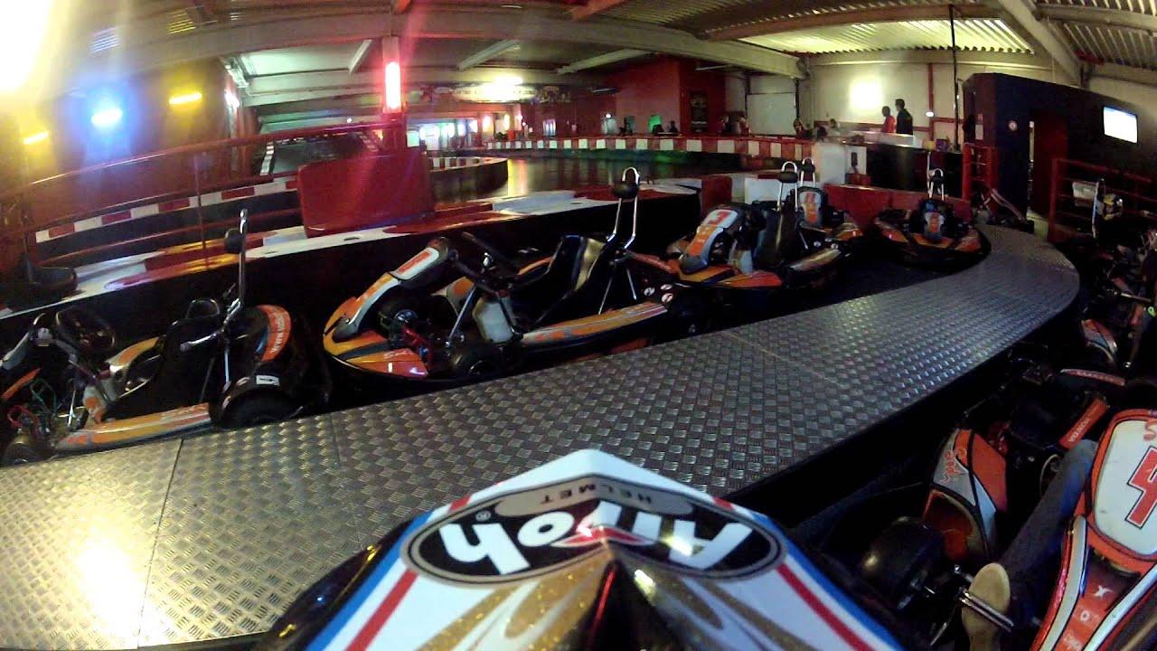 gopro hd2 karting speedpark le mans youtube. Black Bedroom Furniture Sets. Home Design Ideas