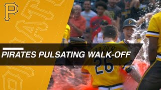 Frazier's walk-off HR wins it for Pirates in the 11th