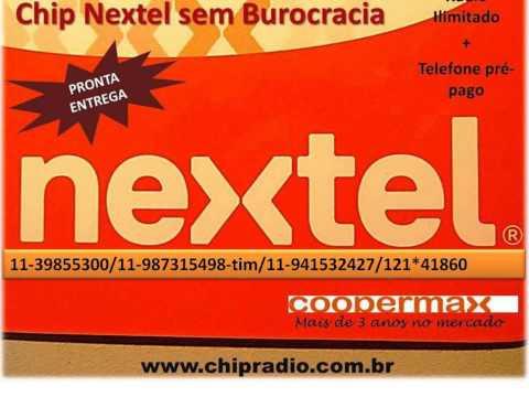 Alerta Nextel Sem Consulta Spc ou Serasa (Vendas 11-987315498)