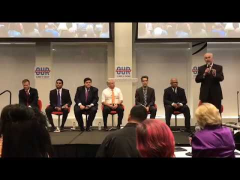 IL Gubernatorial Forum- Our Revolution