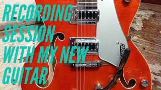 Gretsch G5420T Electromatic: My Recording Session With New Favorite Guitar