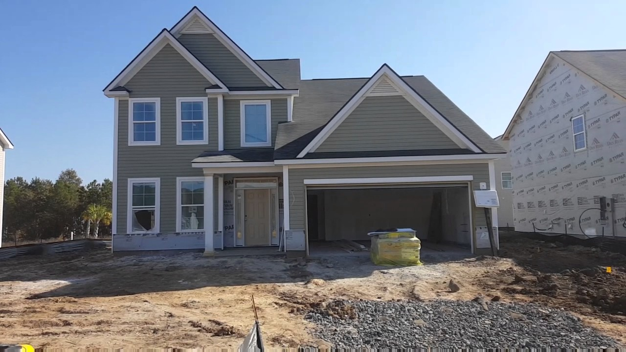 Our New Home Built By Dan Ryan Builders Youtube