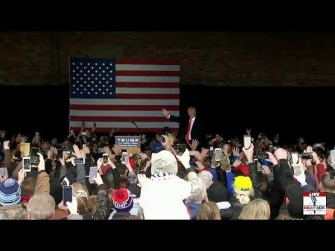 Full Speech: Donald Trump Rally in Superior, WI (04-04-2016)