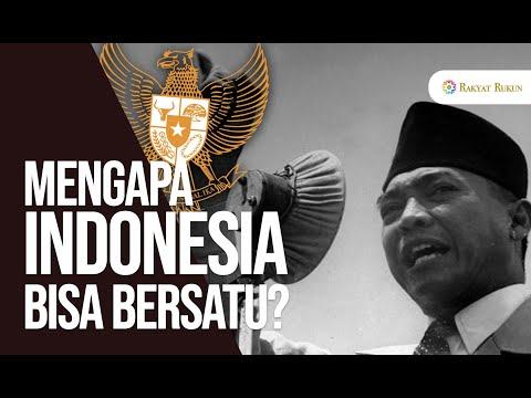 Mengapa Indonesia Bisa Bersatu ? | Rakyat Rukun