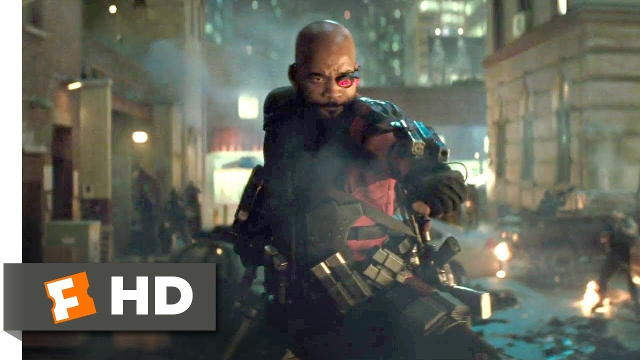 Download Suicide Squad (2016) - Deadshot Frenzy Scene (3/8) | Movieclips