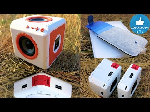 ✔ Качественные новинки от Allocacoc: Audio Cube Portable. Power USB. Power USB Portable!