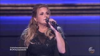 Garth brooks and Trisha Yearwood sing a Tribute to Johnny Cash and June Carter Cash Live in HD 2016