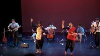Tamally Maak ( تملي معاك ) - BU Raaga @ Dheem Show Fall 2013