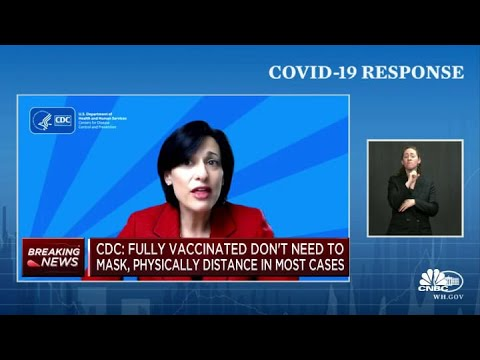 CDC expected to revise some mask guidelines for vaccinated people