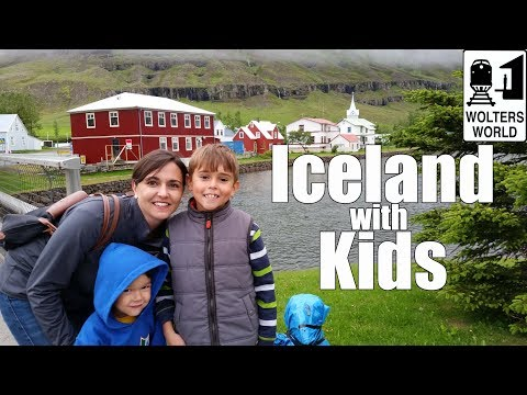 Visit Iceland - Advice for Visiting Iceland with Your Children
