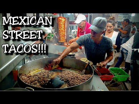Thumbnail: Mexico Street TACOS - BEST street food in the WORLD - MUKBANG