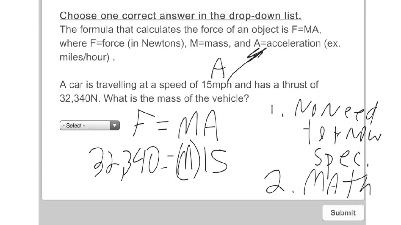 Worksheets Ged Science Worksheets ged science practice test question 2016 youtube 2016