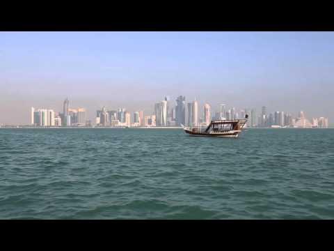 Qatar Doha Front de mer / Qatar Doha Waterfront