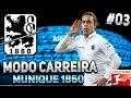 ELE CHEGOU FAZENDO UM HAT TRICK! | MODO CARREIRA | FIFA17 #03