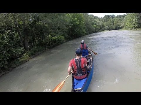HOW TO: DIY GoPro Pole Mount For Kayaks And Canoes