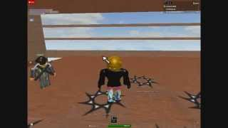 ROBLOX T.E.W (trevors extreme wrestling) behind the scenes