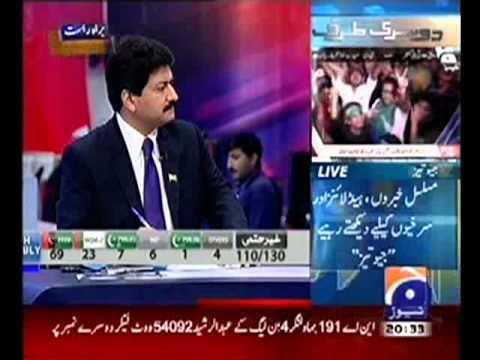 Naya Pakistan-Election Results - Part 2