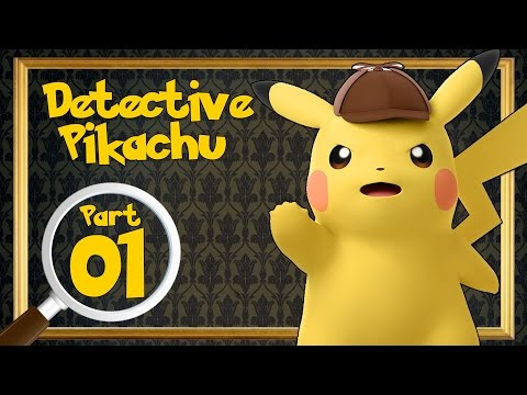 Download Youtube: Great Detective Pikachu - The Birth Of A New Duo - Case 1 | Part 1 TRANSLATED Walkthrough!
