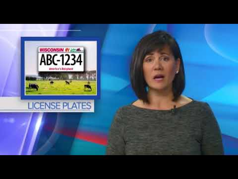 Madison official floats idea of changing license plates