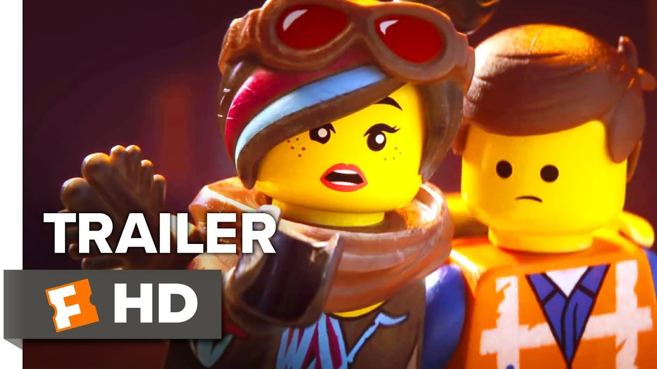 The Lego Movie 2: The Second Part Teaser Trailer #1 (2018 ...