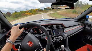 2020 Honda Civic Type R - POV Review