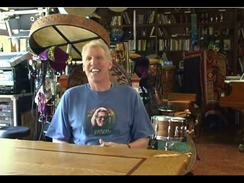 Bill Walton talks Jerry Garcia with Rich Meijer   Pt 1