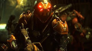 Anthem - NEW Official Cinematic Gameplay Trailer E3 (2018)