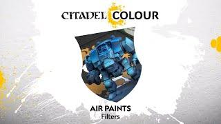 Air Paints: Filters