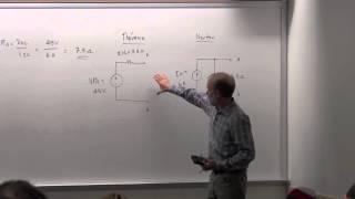 EGGN 281 Lecture 10 - Thevenin & Norton Equivalent Circuits