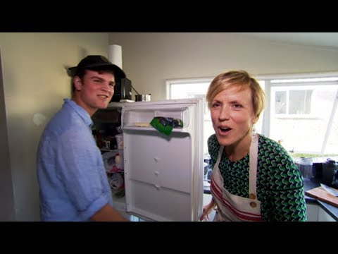As university kicks into gear how do students living away from home perform in the kitchen?