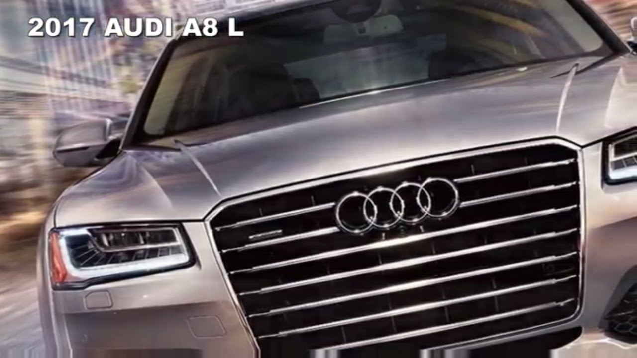 2017 audi a8 l redesign exterior and interior youtube for Audi a8 exterior 2017