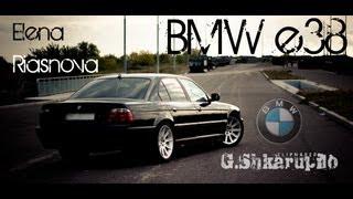 Bmw E38 & Elena Riasnova #G.Shkarupilo