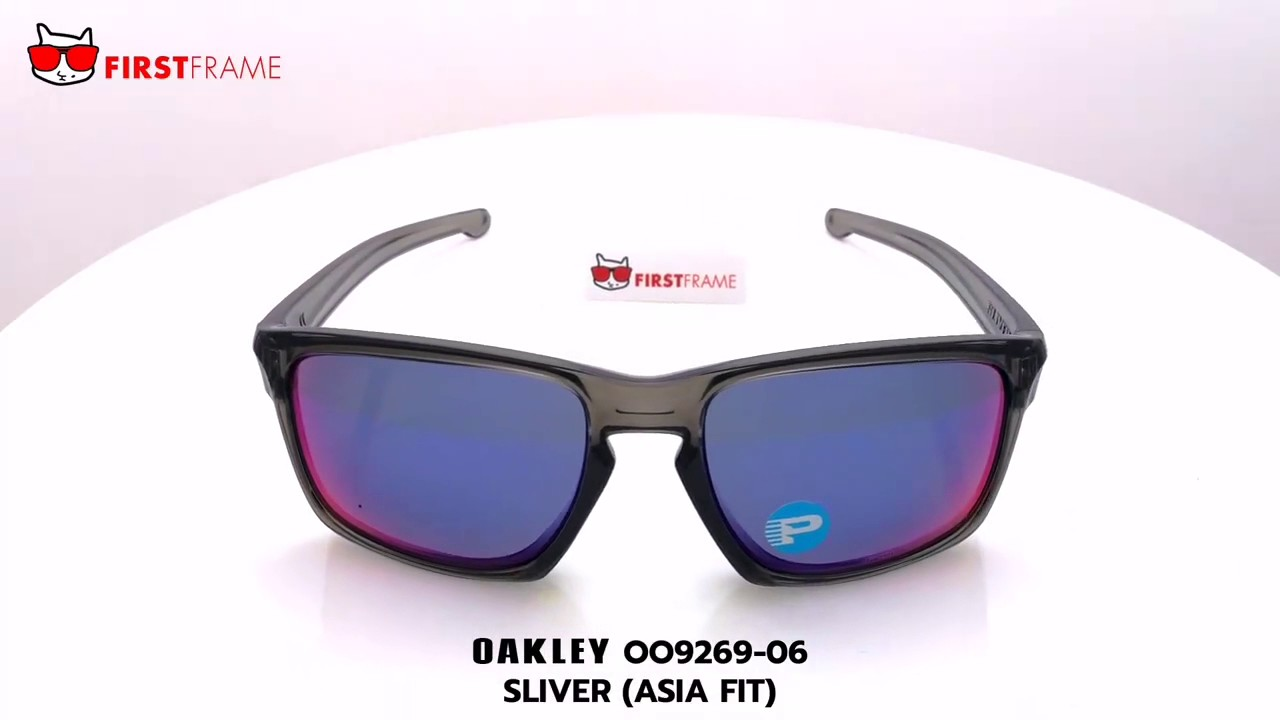 oakley sliver asia