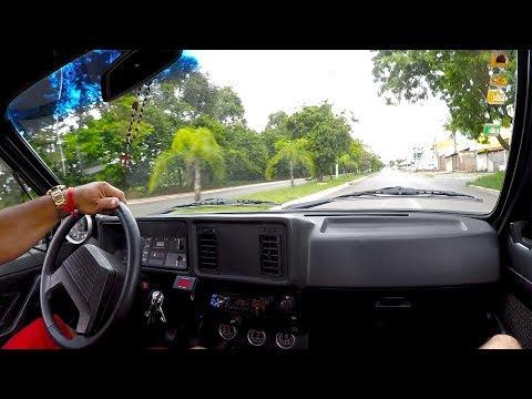 Andei em um Chevette turbo injetado com 2,3kg