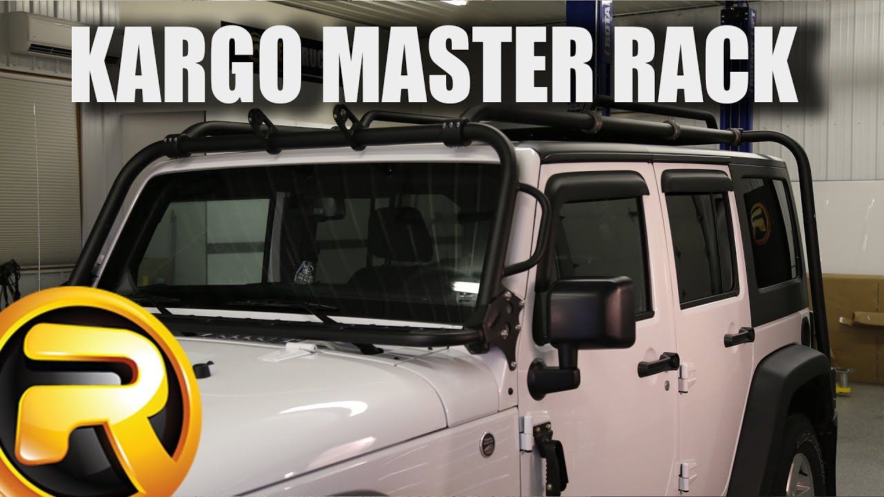 Kargo Master Congo Pro Rack Fast Facts Youtube