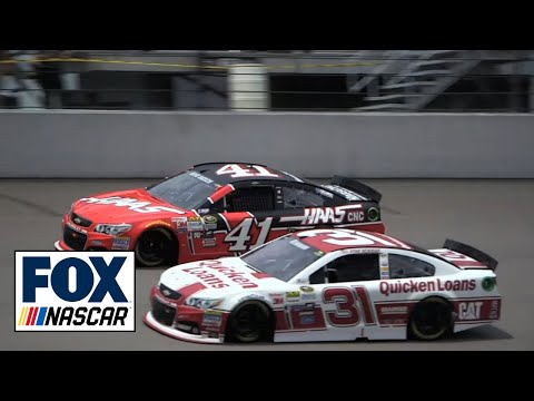 "Radioactive from Michigan - ""[Expletive] He Hit Hard!"" - NASCAR Race Hub"