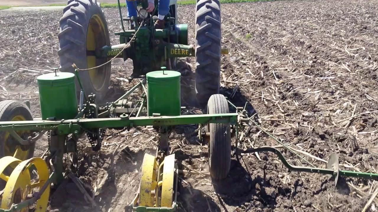 John Deere 290 Planter Youtube