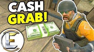 CSGO Fortnite Cash Grab - CS:GO Danger Zone (A Battle Royale Game T...