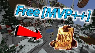 HOW TO GET MVP++ FOR FREE - HYPIXEL (WORKING 2019)