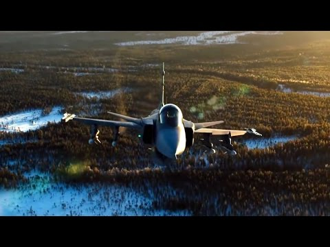 Saab JAS-39 Gripen NG Finnish Air Force HD