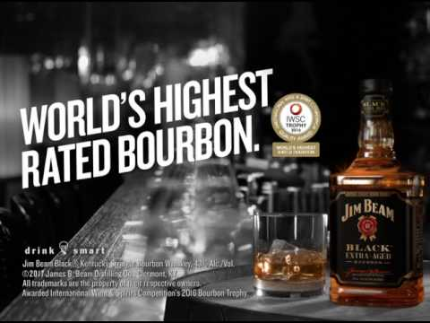 Jim Beam Black   World's Highest Rated Bourbon   Mila ...