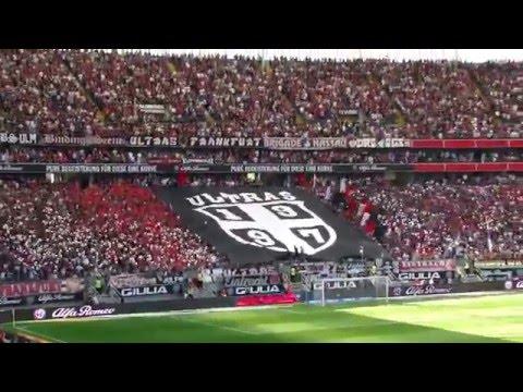 Eintracht Frankfurt - Borussia Dortmund 07.05.2016