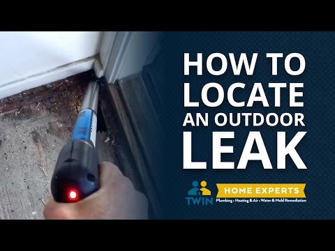 Leak Detection Services in Princeton