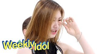 Download lagu Can Other Members Give Chaeryeong a Sincere Compliment? [Weekly Idol Ep 419]