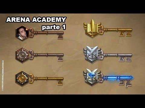 #34 HearthStone: Arena Academy - Come Vincere l'Arena - Parte 1 [ITA]