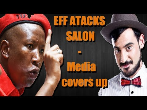 EFF attacks Salon; Citizen's Daniel Friedman cover up | South Africa